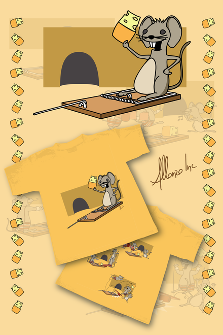 Resize of T shirt mouse