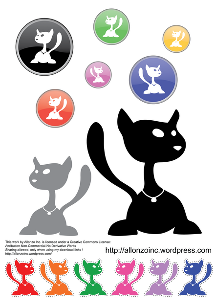 Cat Collection by Allonzo Inc