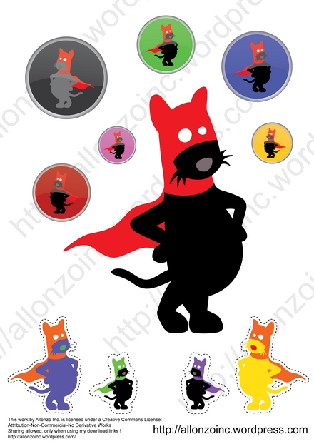 Super Dog Collection by Allonzo Inc