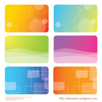 Vector - Business Cards by Allonzo Inc Designs