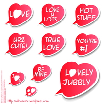 Vector - Valentine Sticker Set by Allonzo Inc Designs-08