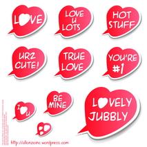 Vector - Valentine Sticker Set by Allonzo Inc Designs-08